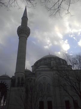 トルコ建物
