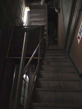 スタジオ階段