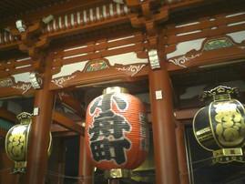 夜の浅草寺2