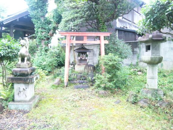 元興寺 稲荷社