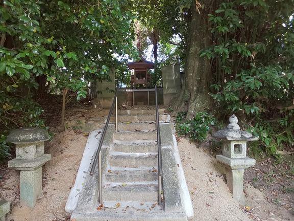 金村神社 本殿