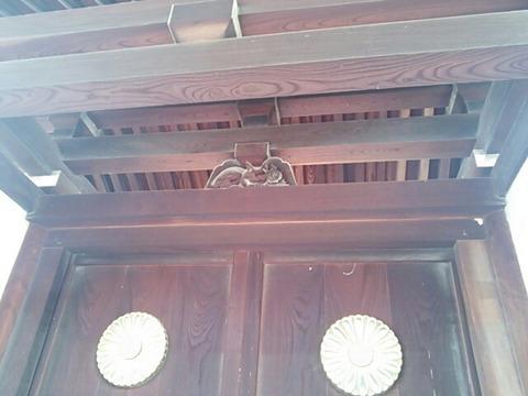 四天王寺 聖霊院猫の門