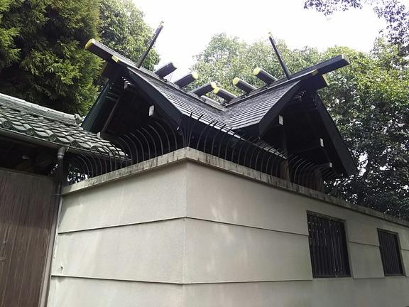 皇大神宮社 本殿