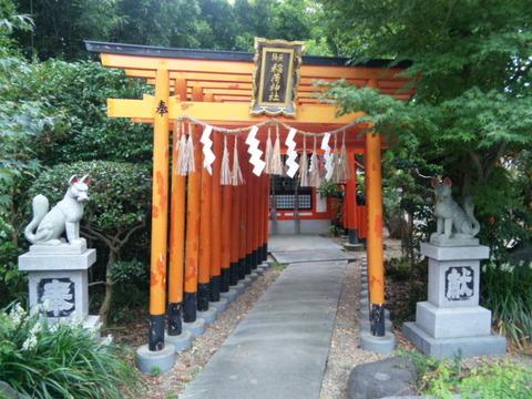彌榮神社末社 稲荷神社