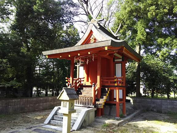 小杜神社 本殿