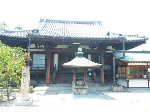 道明寺 本堂