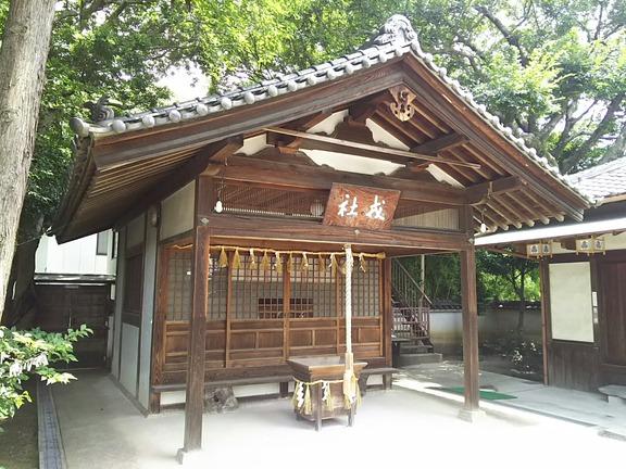 櫻井神社末社 戎神社