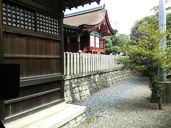 千代神社 本殿