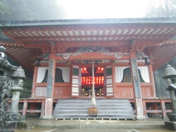 青岸渡寺 如法堂(大黒天堂)