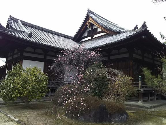 叡福寺 聖霊殿
