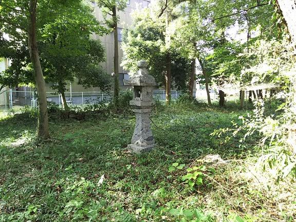 小杜神社 燈籠