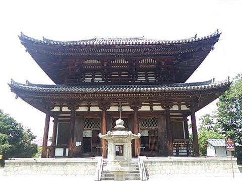 喜光寺 本堂