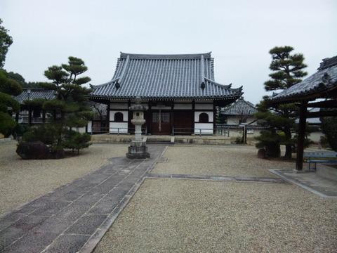 野中寺 本堂