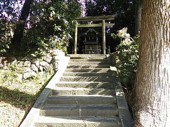 大神神社末社 大行事社(惠比須神社元宮)