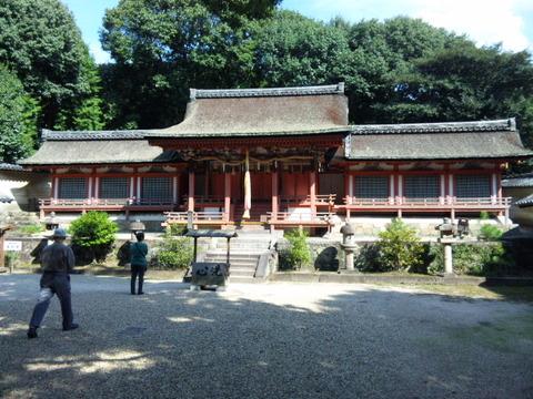 休ヶ岡八幡宮 社殿