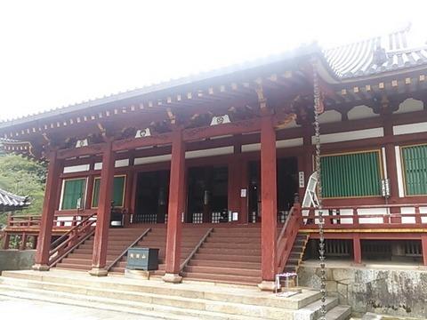 金剛山寺 本堂
