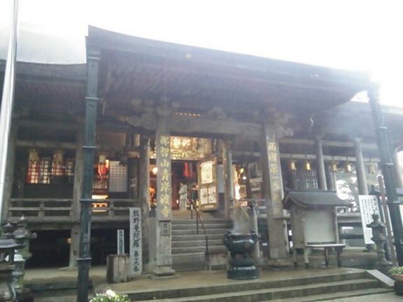 青岸渡寺 本堂