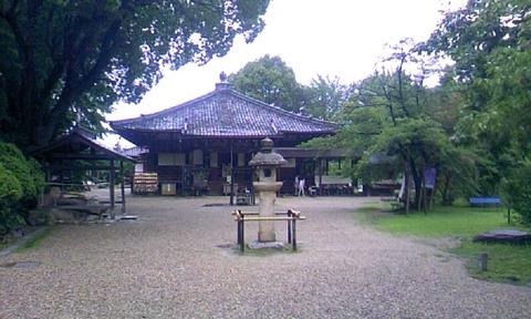 大安寺 本堂