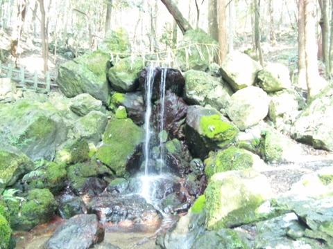 出雲大神宮 御蔭の滝