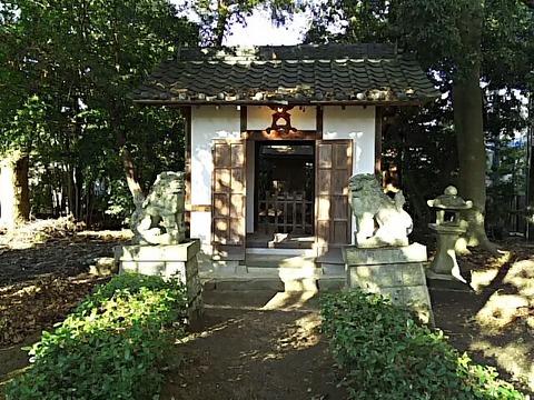 葉室小宮 拝殿
