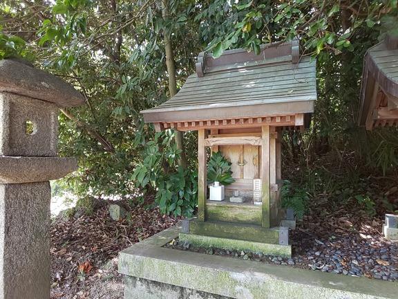 金村神社 末社厳島神社