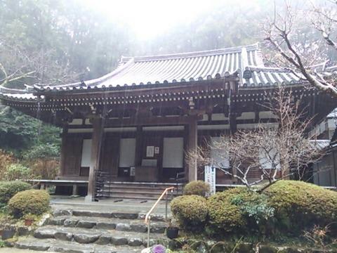 岩船寺 本堂