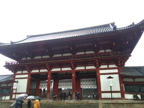 東大寺 大仏殿中門