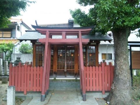 小坂神社 末社合祀社