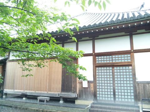 徳融寺 観音堂