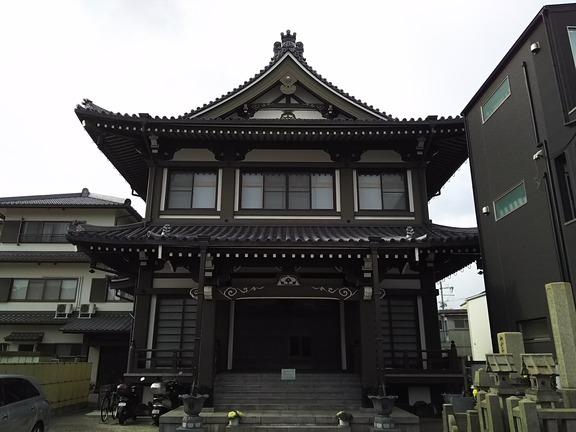 大圓寺 本堂