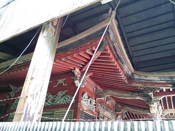 井伊神社 旧社殿