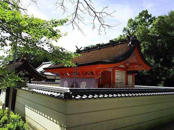 壺井八幡宮 本殿