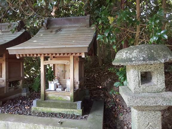 金村神社 末社稲荷神社