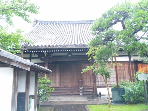 徳融寺 本堂