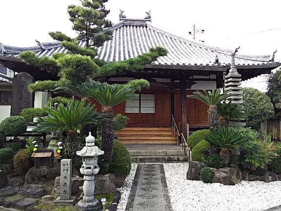 壺井寺 本堂