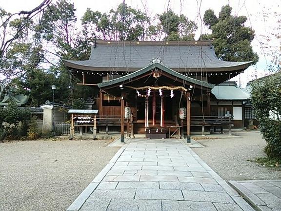 三輪惠比須神社 拝殿