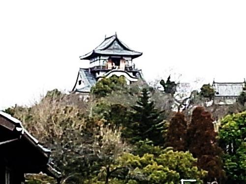 17犬山城