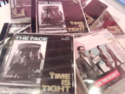 23THE FACE CD