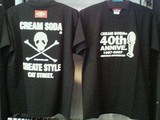 ■CS 40th CREATE STYLE Tシャツ