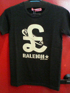 RALEIGH T