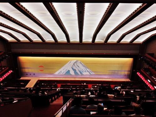 10歌舞伎座富士山