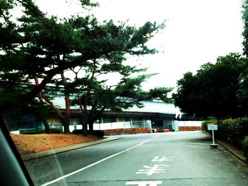 4東海大体育館