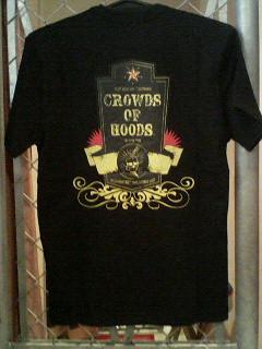 CROWS OF HOODS T