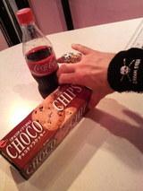 チョコチップ