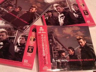 23THE BOTS CD