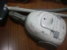 9旧掃除機