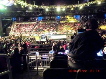 RAW 22NOV10 Orlando