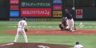好投する和田さん
