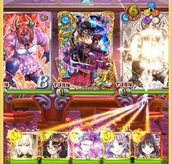 サタ女ハード上級ボス戦