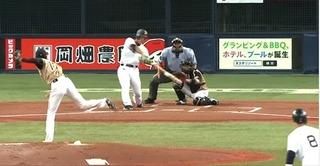 吉田の豪快スイング復帰第1号2ラン